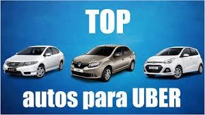 Vehículos Aceptados Uber Colombia
