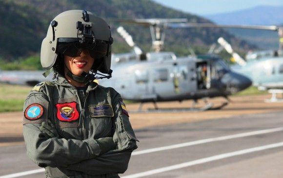 fuerza aerea colombia