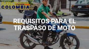 Requisitos para Traspaso de Moto