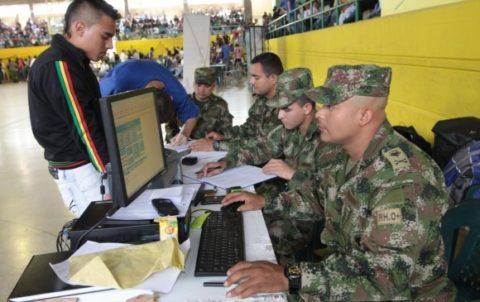 requisitos para prestar Servicio Militar