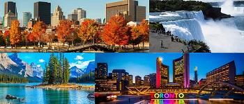 viajar a Canadá desde Colombia sitios turisticos