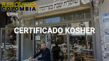 Certificado kosher