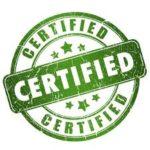 Certificados DANE