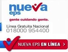 Certificado NUEVA EPS CONSULTA