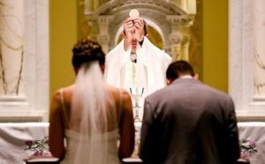Certificado de Matrimonio Catolico