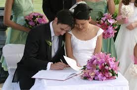 Como sacar el Certificado de matrimonio
