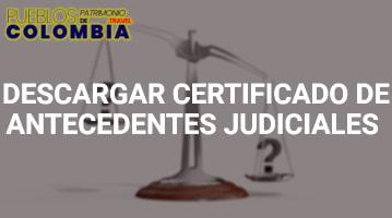 Descargar Certificado de Antecedentes Judiciales – Policía Nacional de Colombia