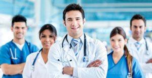 Médicos autorizados por aeronáutica civil