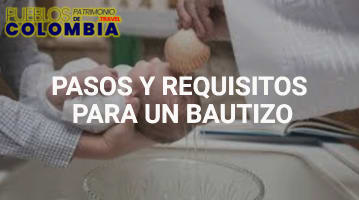 Requisitos para un Bautizo