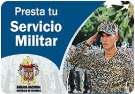 Presta tu servicio militar - Convocatorias