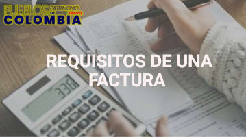 Requisitos de una Factura