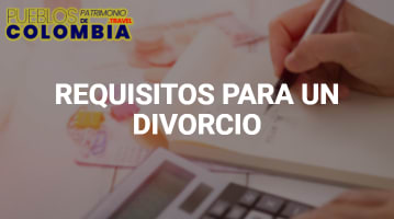 Requisitos para un divorcio