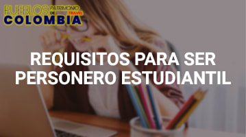 Requisitos para ser personero estudiantil