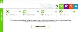Registro ciudadano EPS