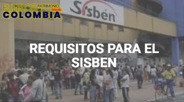 Requisitos para el sisben