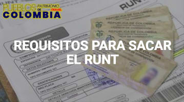 Requisitos para sacar el runt