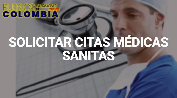 Solicitar Citas Médicas Sanitas
