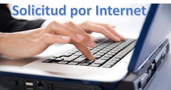 Solicitud por Internet de cédula colombiana
