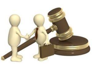 Tarjeta profesional abogados