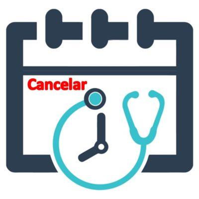cancelar cita médica Compensar