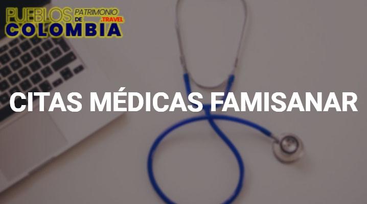 Solicitar Citas Médicas Famisanar