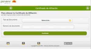 generar el certificado