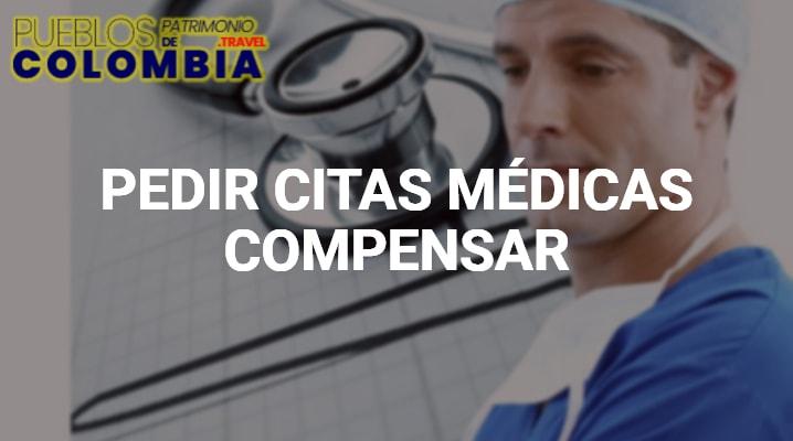 Citas médicas compensar