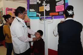 Examen para el Certificado médico escolar