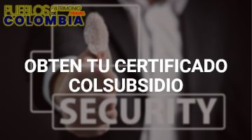 Obtén Tu Certificado Colsubsidio
