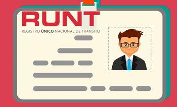 Descarga Tu Certificado RUNT - Registro Único Nacional De Tránsito