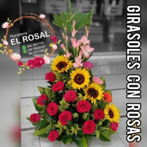 Florisería El Rosal Cúcuta