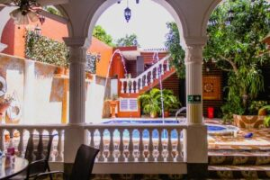 Hostel Boutique La Casona