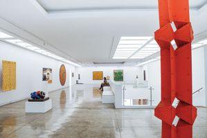 Galerías en Bogotá