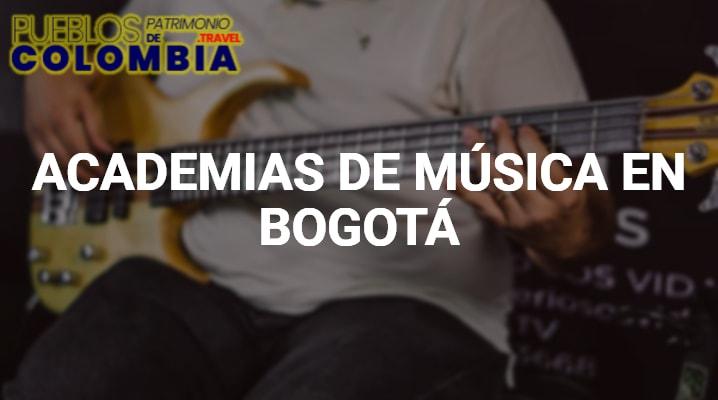 Academias de Música en Bogotá