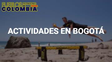 Actividades En Bogotá