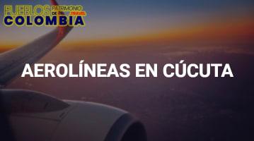 Aerolíneas en Cúcuta