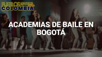 Academias de baile en Bogotá