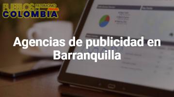 Agencias de publicidad en Barranquilla