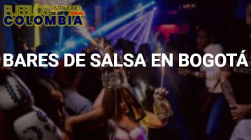 Bares de salsa en Bogotá