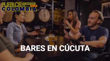 Bares en Cúcuta