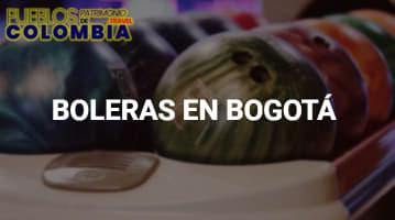 Boleras en Bogotá