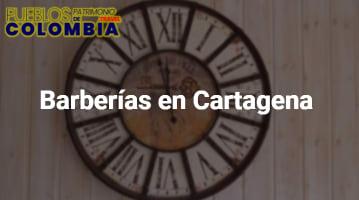 Barberías en Cartagena