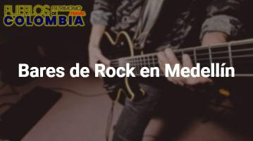 Bares de Rock en Medellín