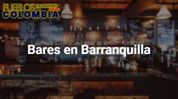 Bares en Barranquilla
