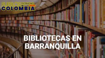 Bibliotecas en Barranquilla