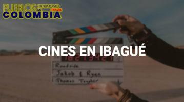 Cines en Ibagué