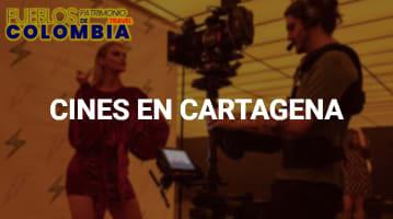 Cines en Cartagena