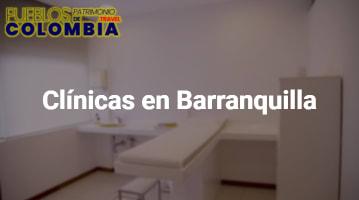 Clínicas en Barranquilla