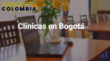 Clínicas en Bogotá