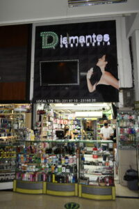 Diamantes Perfumería